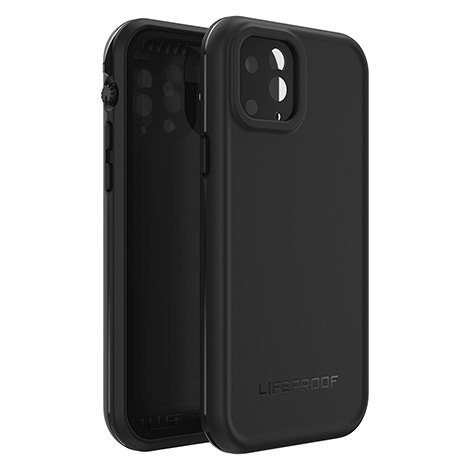 LifeProof FRĒ Series Waterproof Case for iPhone 11 Pro Max – Black
